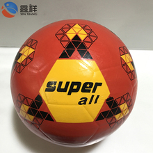 Factory Directly Sale Smooth Surface Custom Logo Rubber Soccer Ball