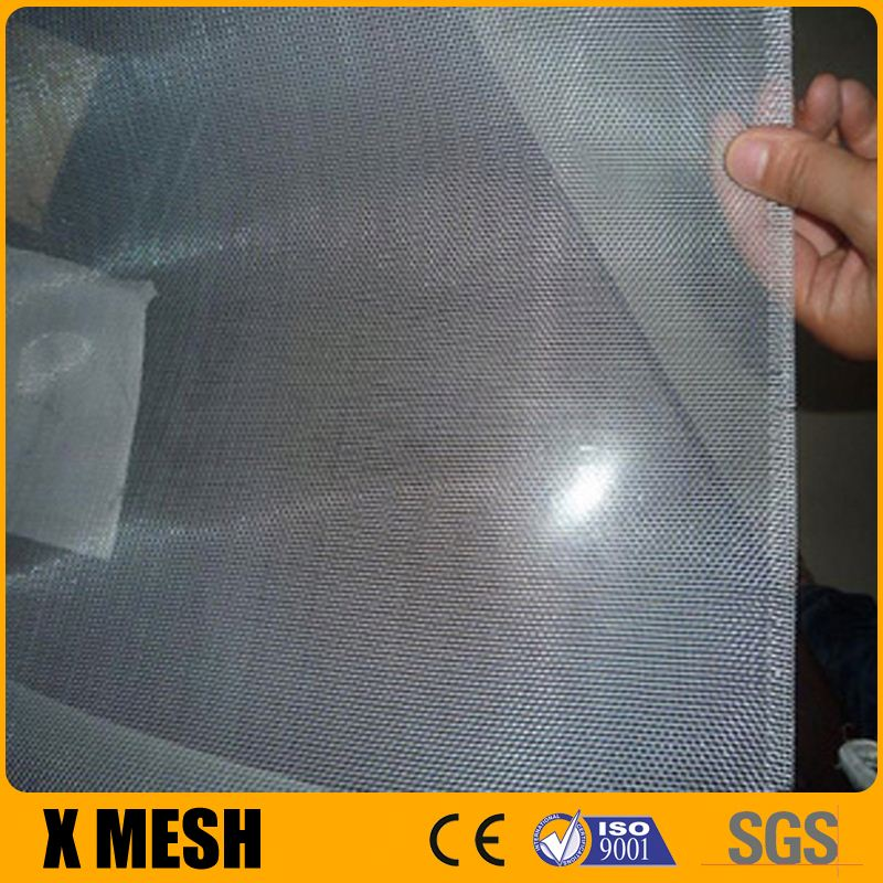 High Elasticity Aluminum Mesh Screen For Mosquito Net, Roll Up For