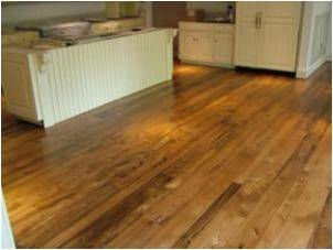 Elm One Strip Natural & Bushed Engineered Flooring