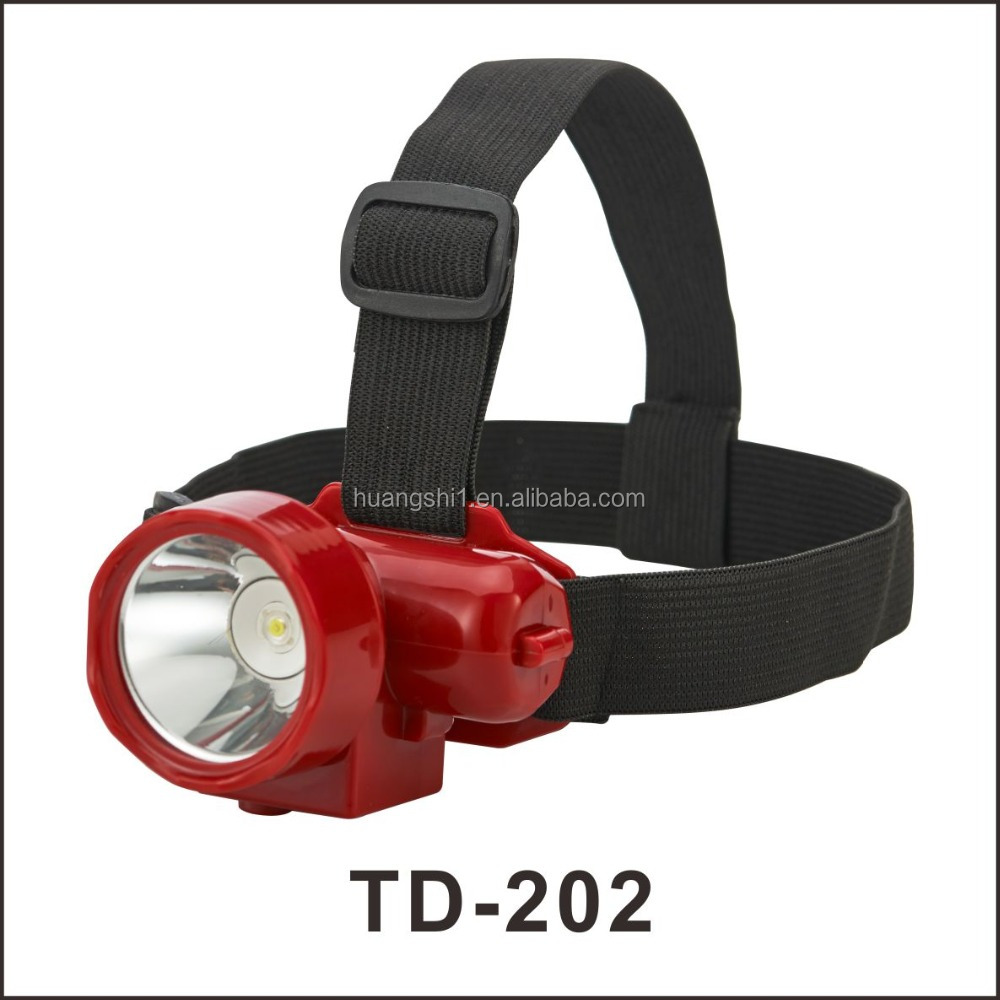 Adjustable Useful Outdoor Use LED Dimmable Headlight Spotlight With High Quality