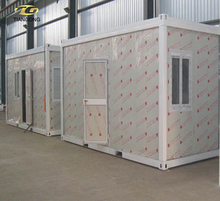 Fast Assembly Popular Modern Cheap Modular Container House Prefab Houses