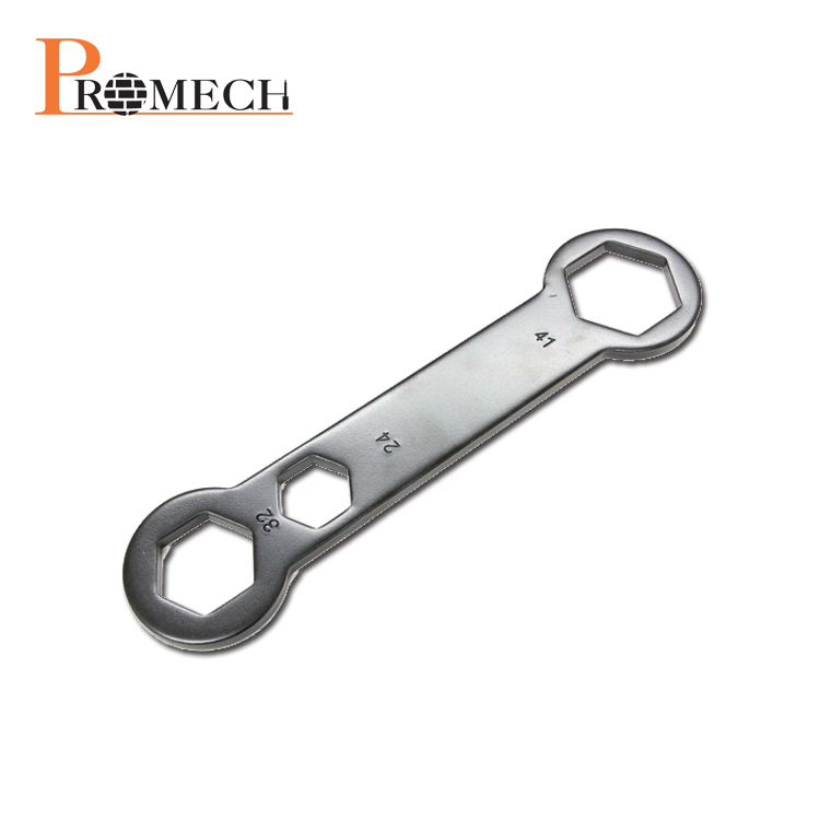 Special Designed Sport bikes Repairing 3 Sizes Fork Cap Wrench for Motorcycle