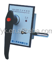 FYK type electromagnetic lock cabinet lock for high voltage products, cabinet, switchgear