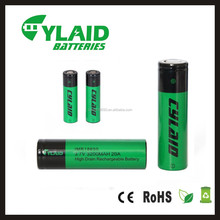 High capacity Cylaid 18650 3200MAH 20A 3.7V Battery aw IMR Rechargeable 18650 Battery for e cig mod in stock