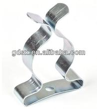 ISO9001:2008 firmed customized high tension spring clip,motor mounting spring clips,tool clips springs