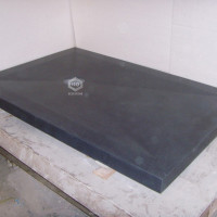 American standard natural black stone shower tray