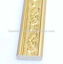 Wooden photo frame moulding, door frame moulding, wood door frame
