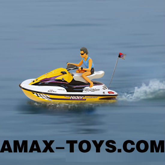 rs-6013 motorized water toys 1:5 RC Jet Ski Fast Racing Boat