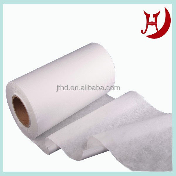 Spunlace nonwoven antibacterial feminine cleaning wipes