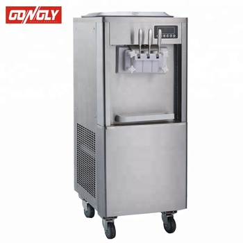 2018 Making Wholesale Amazon Best Seller Snack Food Maker Small Manufacturing Ice Cream Machine