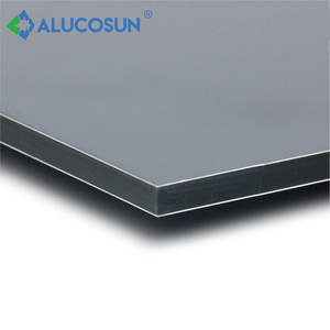 Excellent quality good price safety plastic composite aluminum panel