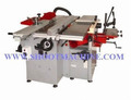 Combine Woodworking Machine ML353G with Planing table size 250x1050mm and Thicknessing table size 250x600mm