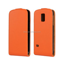 Mobile phone case for Samsung S5 Mini ,PU Leather Mobile phone Flip case