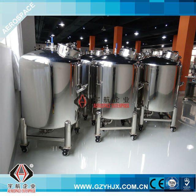 2015 china hot sell stainless steel oil storage tank(for chemical,food,medical,cosmetic industry)