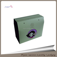 Professional manufacturer of Custom Printed Paper Box corrugated