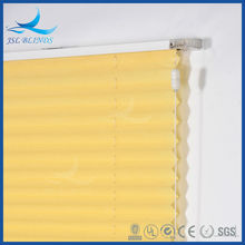 2017 Latest Design Cheapest Manual Pull and Push Cord Pleated Curtains