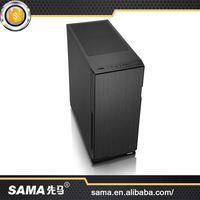 SAMA 2016 Latest Classic Design Mid Tower Type Desktop Pc Case