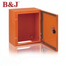 B&J Portable IP66 Waterproof Metal Wall Mount Enclosure Distribution Box