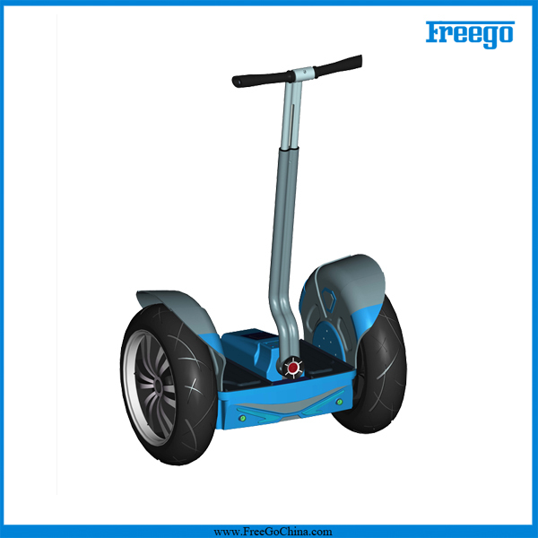 Freego X3 Outdoor Playing 19 Inch Big Wheel Smart two Wheels Self Balancing Scooter