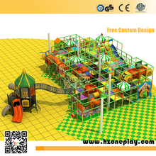 Customized Large Size Indoor Sports Games Commercial Indoor Equipment for Children