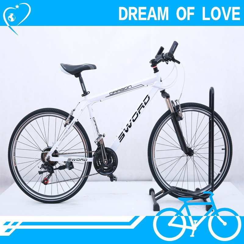 MTB 26 inch with 27 speed/aluminum popular mountain bike with high quality