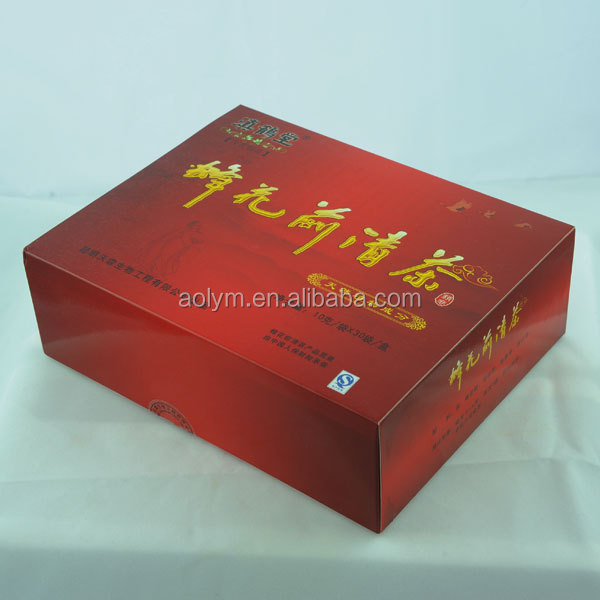 Chinese traditional herbal instant tea