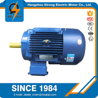 Electrical bearing vertical vibration compacting machine motor
