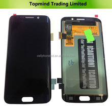 Cheap Price For Samsung S6 Edge lcd Original Digitizer, lcd Parts For Galaxy S6