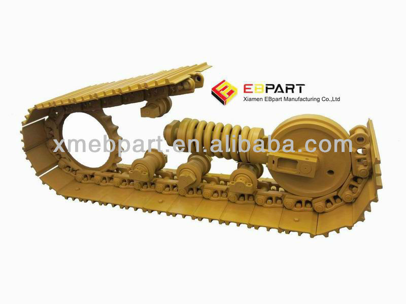 Bulldozer undercarriage parts,dozer undercarriage spare parts for D5,D5B,D5C,D5E,D5G,D5H,D5M,D5N