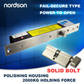 Top Quality Fail secure sturdiness Electric Bolt with Cylinder NI-400T