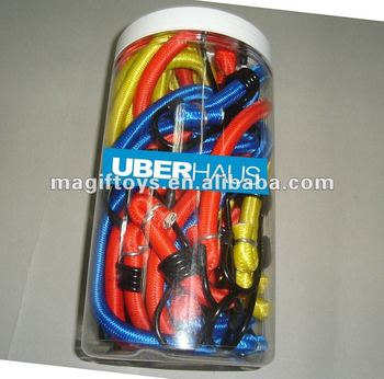 High quality Latex Bungee Rope Set 10pcs