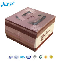 Cardboard box 3C 1-Layer SBB motorcycle delivery food box