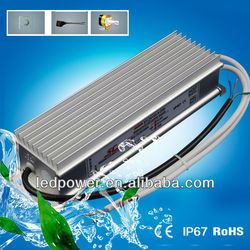KV-24100-A-DIM 0/1-10/Potentimeter/10V PWM (3in1) dimmable 24v 100w waterproof led driver