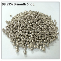 China Supplier Rare Metals Materials Chemicals Raw Materials 99.99%/4N High Quality and Puity Buy Bismuth Granules Price