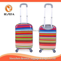 Travel One 20 Inch Trolley Suitcase