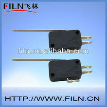snap action micro switch 125v mini