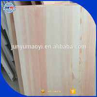 China quality 9mm /12mm finger joint board E1 GLUE