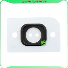 For iPhone 5 5G Home Button Holder Rubber Gasket Sticker Replacement Part