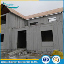 Building Apartment Prefabricated Ware House Work Shop