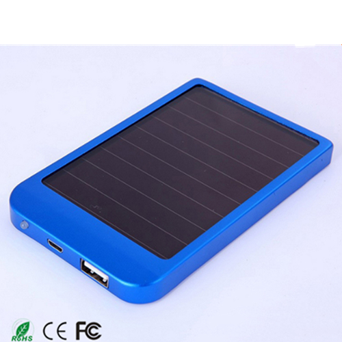 Solar Battery Chargers 2600mAh Portable USB Solar Energy Panel Power Bank