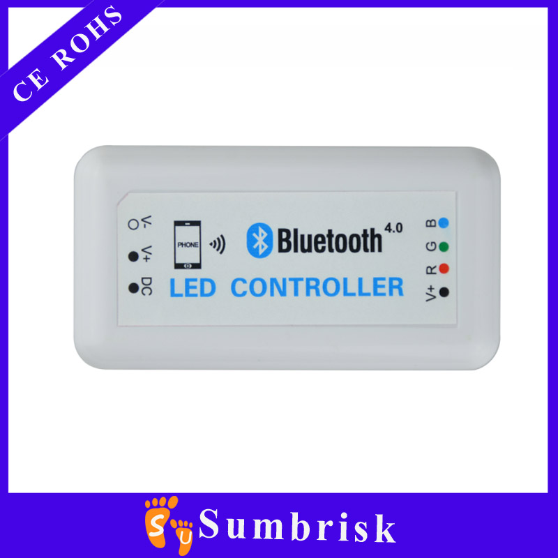 bluetooth zigbee led control wireless dmx controller