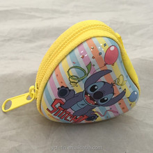High Quality Fancy Heart Shape Mini Handbag Tin Coin Purse For Wholesale