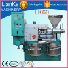 LK60 refined soybean oil machine/automatic peanue sesame oil mill machinery prices/cheap moringa seed oil press machine