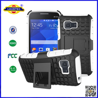 Defender Shockproof Protective With Stand Case cover for Samsung yonng 2