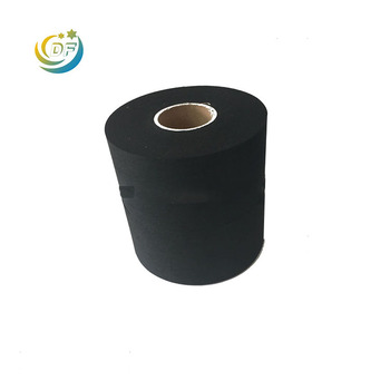 Activated carbon non-woven fabrics cloth material for chemical