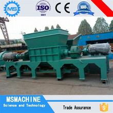 Multi-function mobile tire shredder price
