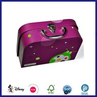 manufacturer decorative colorful the suitcase box