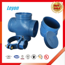 cast iron screwed pipe fittings 1/2 cast iron pipe fittings grooved fittings