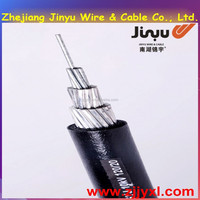 JYXL2015JKLYJ10 240mm2 Aluminum Conductor XLPE Insulated Aerial Cable