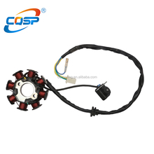 GY6-8 Direct current Magneto stator coil with 8 POL for motorcycle